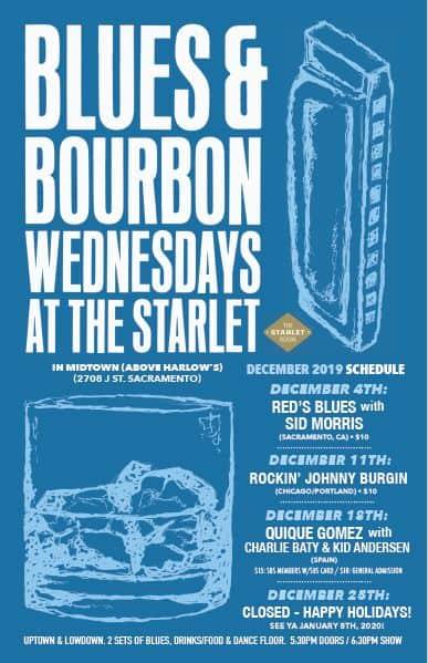 Bourbon & Blues